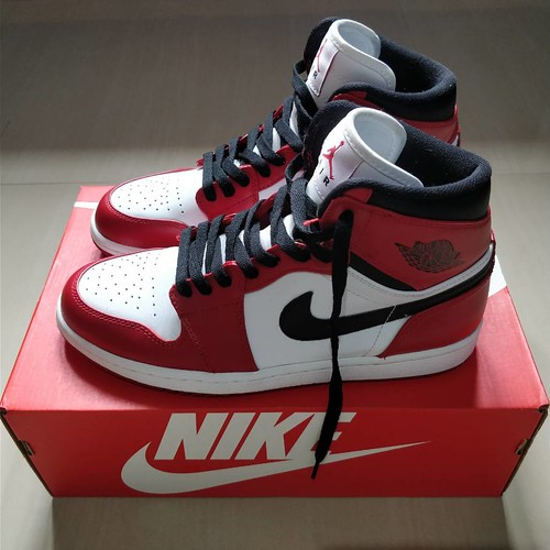best service 809d8 29fd6 Air Jordan 1 Chicago 2013 legit check | NikeTalk