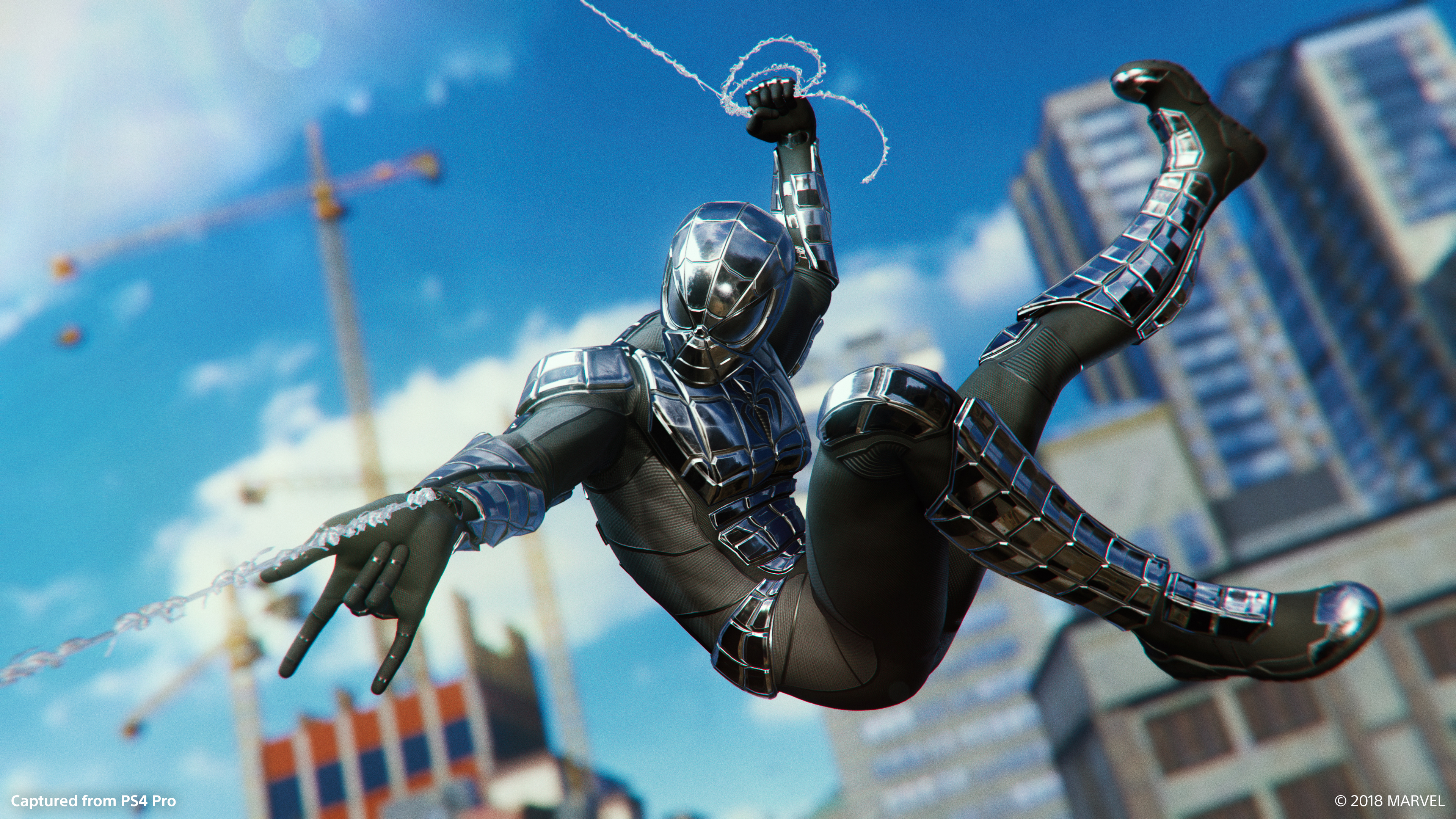 Marvel's Spider-Man on PS4