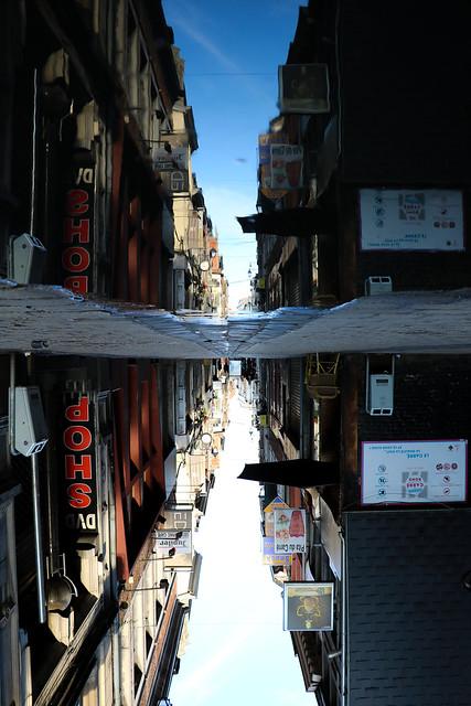 Rue du Pot d'Or (Liège 2018)