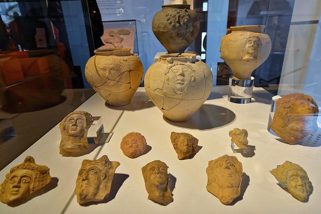 Bavay (Nord) - Forum antique - Musée archéologique (explore 10-10-18)