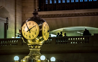 Grand Central Station | by Maria Eklind