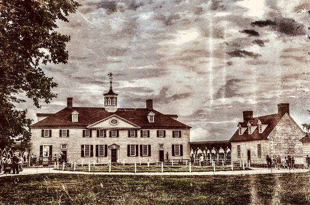 Mount Vernon - Vintage edit - Washington D.C. (1)