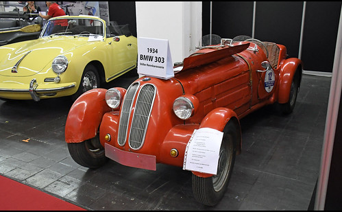 BMW 303 (1934)   Technoclassica Essen (2017/04)   baffalie ...