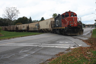 CN 7022 - Front St - Sarnia, ON | by tcamp7837