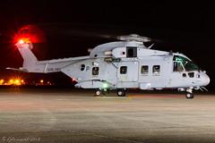 AgustaWestland AW101 Merlin HC.4 | ZJ131 | Royal Navy