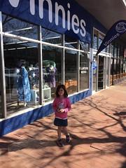 Op shopping