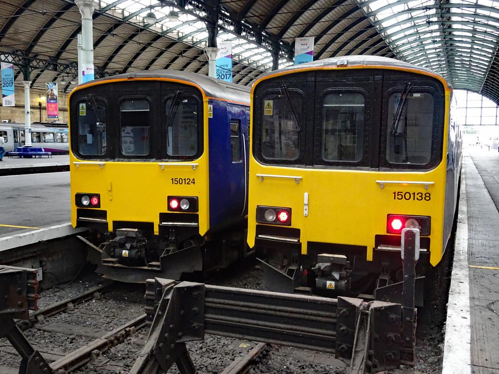 150124 150138 Hull 16.09.18