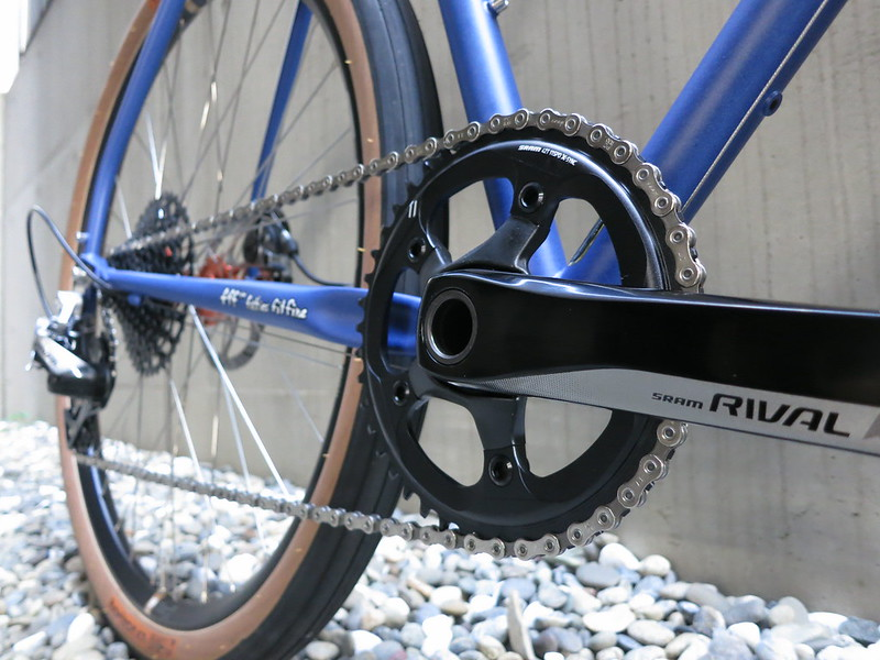 SURLY Midnight Special Stone Blue Crank