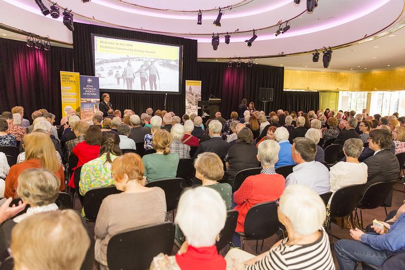 2018 Victorian Community History Awards