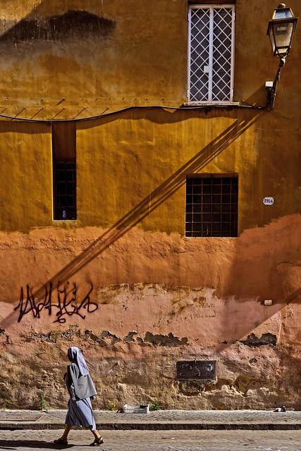 Nun - Rome