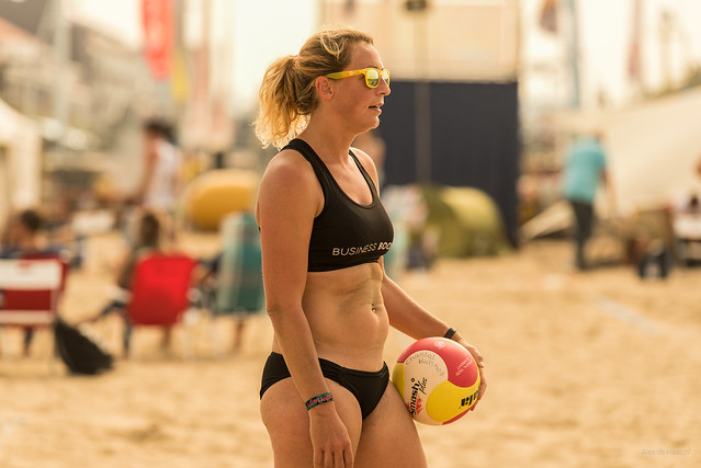 Gulf Shores Beach Volleyball Tournament - a photo on