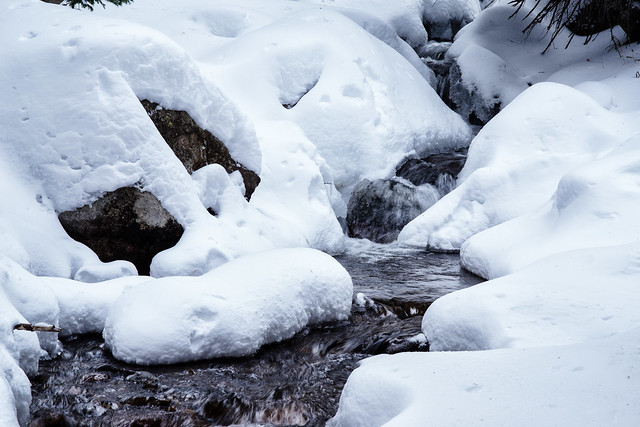 snowy stream-2
