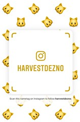 Harvest Dezno on Instagram!