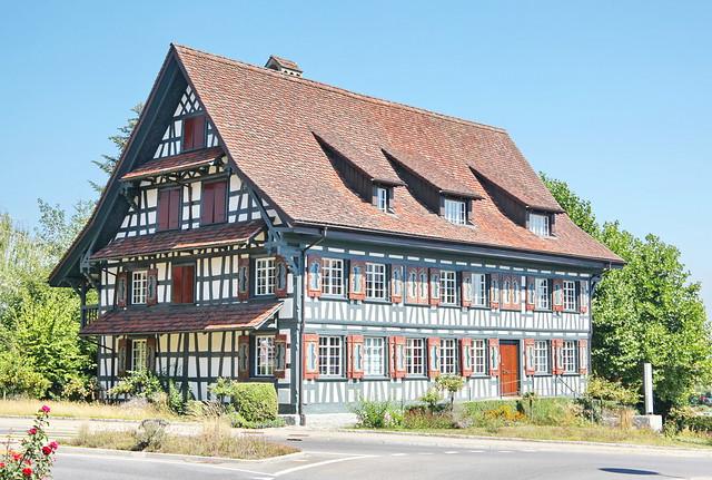 Gemeindehaus in Kesswil TG 25.7.2018 2513