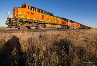 Railfan Selfie in Hawley   by Mike Vandenberg