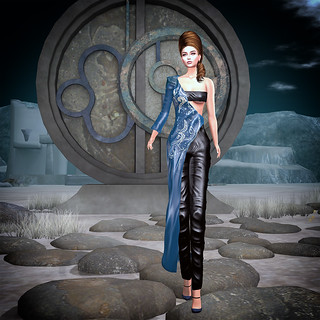 LuceMia - Virtual Diva Couture | by 2018 SAFAS AWARD WINNER - Favorite Blogger -