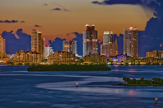 City of Miami Beach, Miami-Dade County, Florida, USA