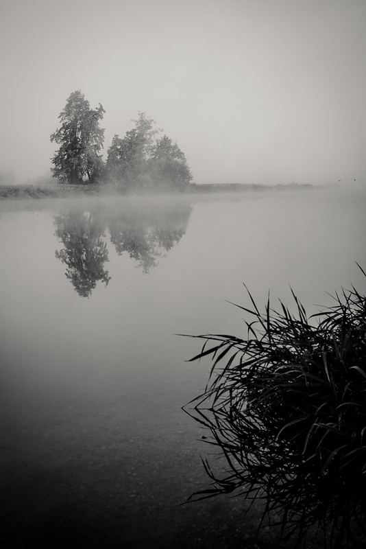 Mysterious waters