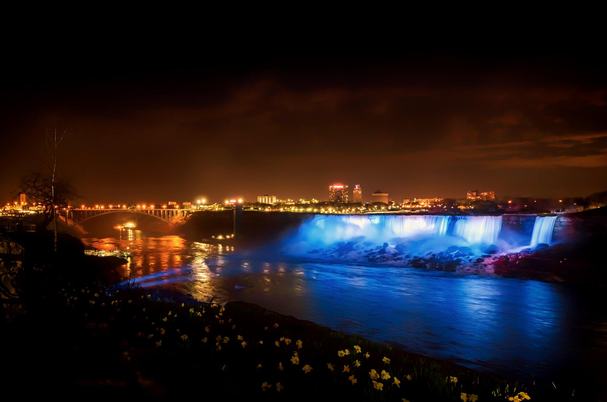 Niagara Falls [Ontario, Canada]
