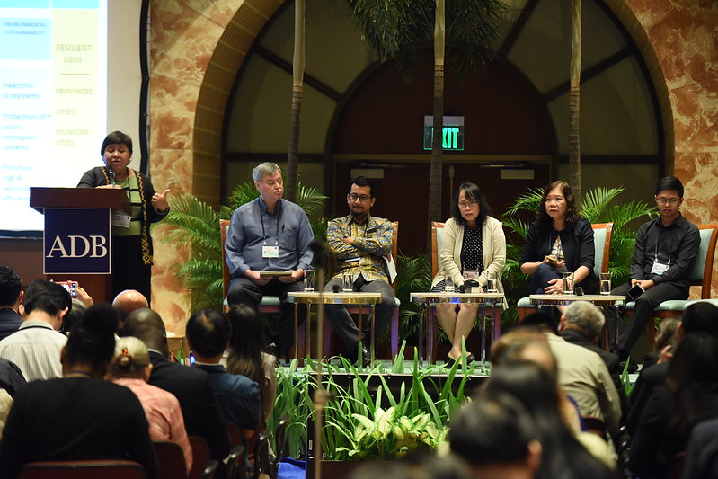 Integrating Disaster Risk Reduction and Climate Change Adaptation in Development Planning - Panel Photo