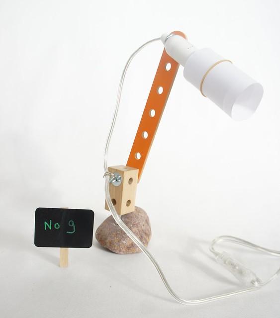 Mifactori Hypercircularity Lamp No9 C1