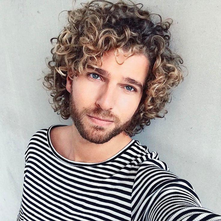 Amazing 4D6Fd83A55255770Ae40A7Aa8D9D78Ab Men Curly Long Hair Curl Flickr Schematic Wiring Diagrams Amerangerunnerswayorg