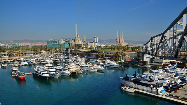 Barcelona, Marina Port Forum