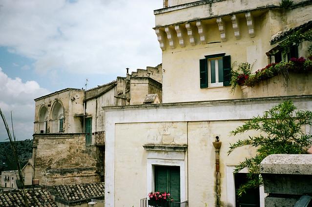 Sasso Barisano, Matera, Basilicata, Italy