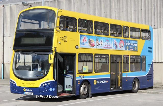 Dublin Bus SG8 (142D12028).