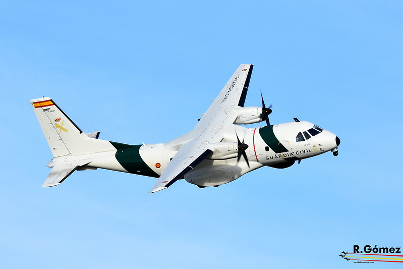 CN235-3 Guardia Civil
