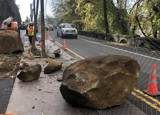 Big boulder | by OregonDOT