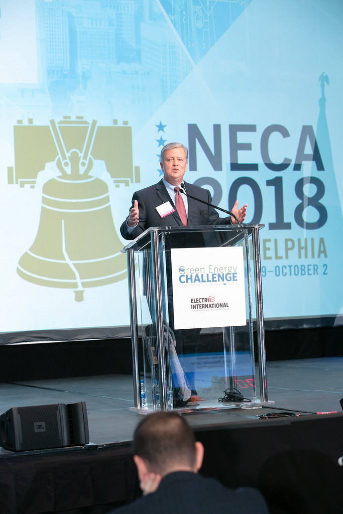 Neca 2018 Philadelphia National Electrical Contractors