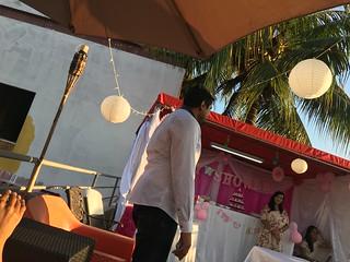 Aviance + Daniel's baby shower.   by Obasi George
