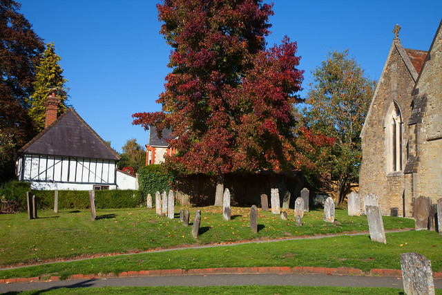 Godstone Churchyard Surrey