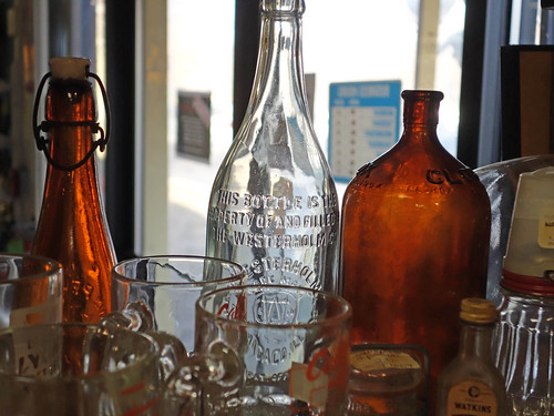 Old Bottles   by hannibal1107