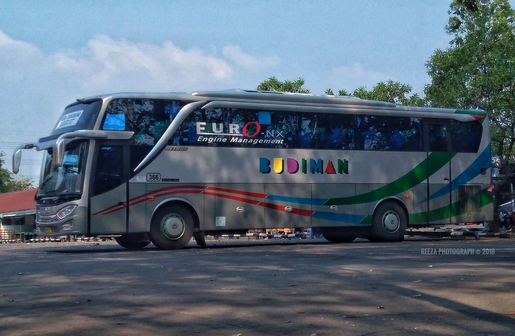 Budiman Adiputro Jetbus 3 Hdd 366 Mercedes Benz Oh 1525