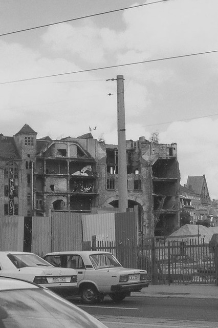 Berlin Tacheles 1990