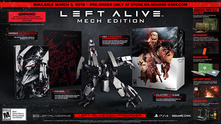 Left Alive: Mech Edition | by PlayStation.Blog