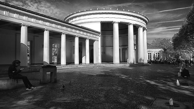 Elisenbrunnen Aken /Elisenbrunnen Aachen