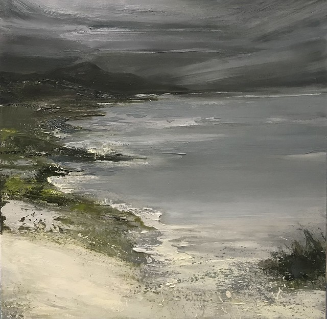 Evening Tide III - SOLD by Bevere Gallery