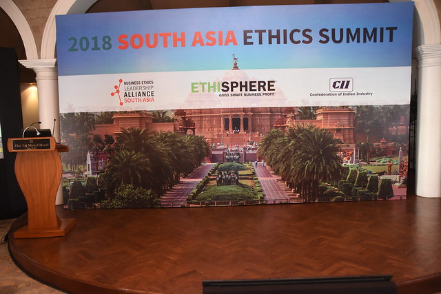 2018 South Asia Ethics Summit
