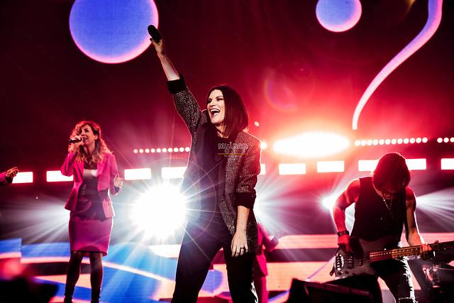 Laura Pausini - Hazte Sentir World Tour