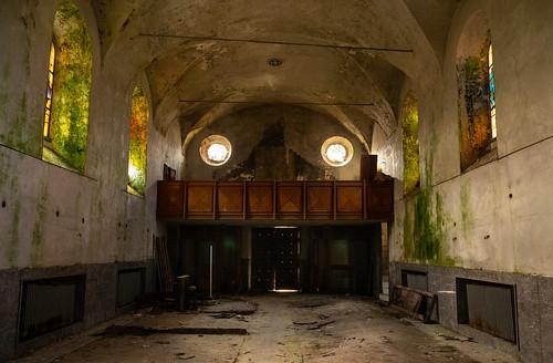 Chapel   by Broken Window Theory