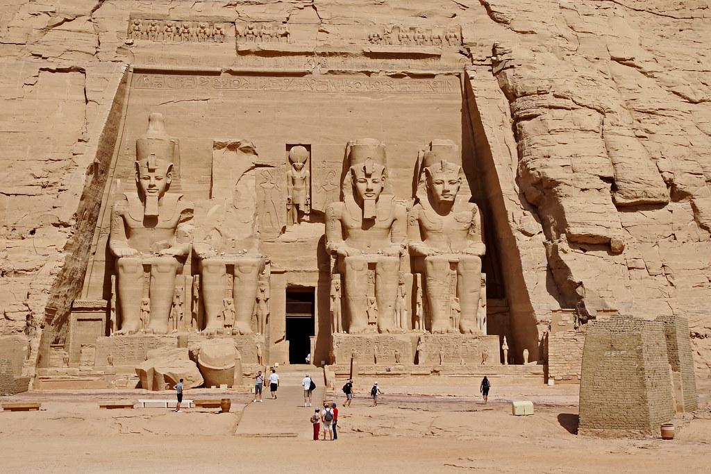 Tempel von Abu Simbel - Ruhm Ramses II | The Abu Simbel ...