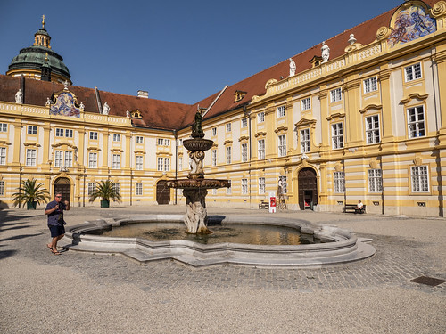 Melk Abbey 6 | by Son of Groucho