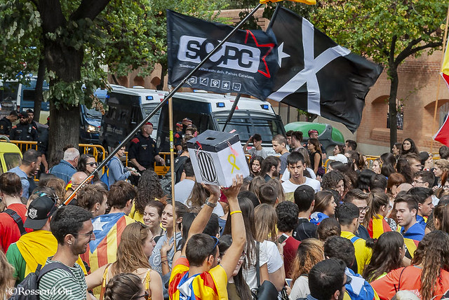 1er Aniversari 1O 2017- Girona