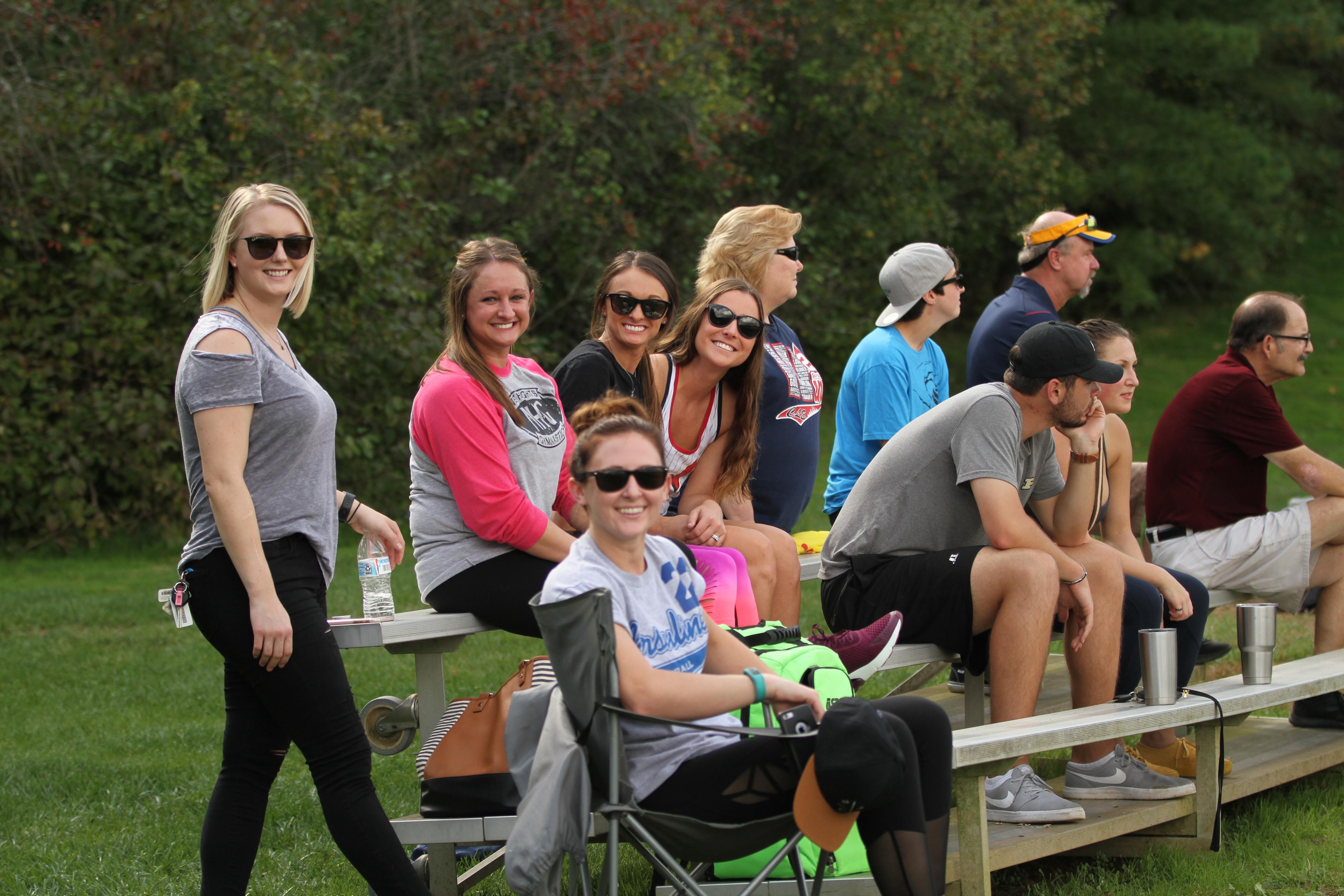 Reunion Weekend 2018 - Alumnae at Softball Game