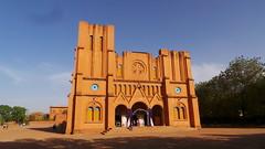 Cathédrale de l'Immaculée-Conception de Ouagadougou