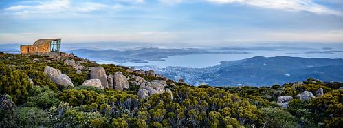 hobart nikko mountwellington panorama kunanyi flickrunitedaward