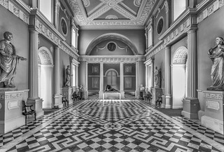 Syon House The Great Hall by Simon Hadleigh-Sparks | by Simon Hadleigh-Sparks